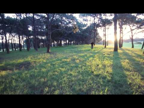 Canon 550D Test Footage in Centeniall Park. Sydney.
