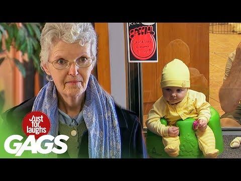 Petshop Pranks | Best Of Just For Laughs Gags