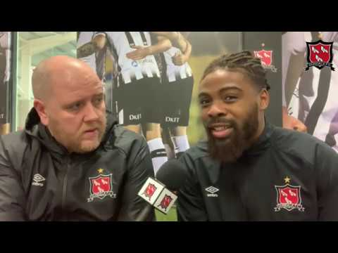 #DFCTV | Nathan Oduwa Interview | March 10th 2020