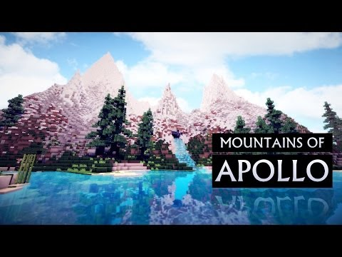 Mountains of Apollo - Minecraft Cinematic [1080p]