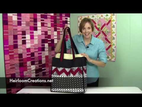 I'd Be Quilting II Bag of the Month