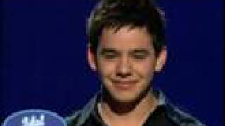Watch David Archuleta America video