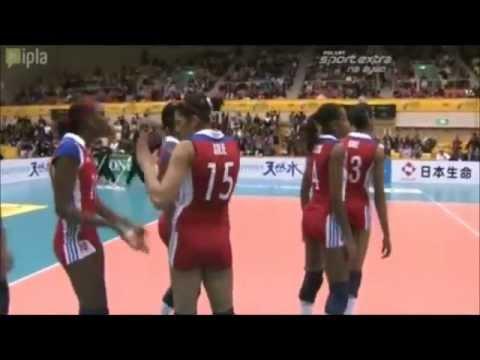 Cuba vs Usa Campionato Mondiale 2010