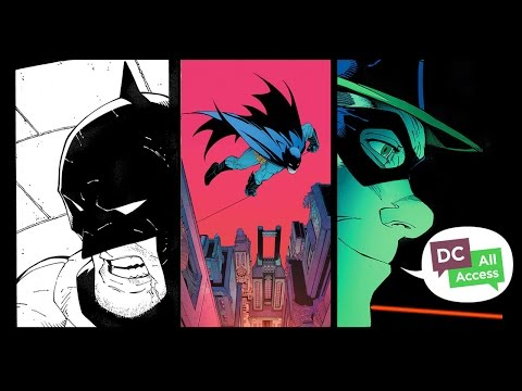 Creating Scott Snyder & Greg Capullo's Batman
