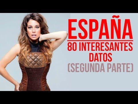 80 Datos INTERESANTES de España (2 parte)