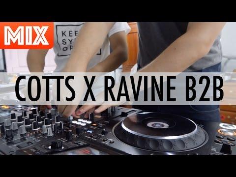 Cotts & Ravine - Beers & Hardcore Mix