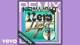 John Mayer - New Light (Zookëper Remix - Official Audio)