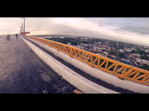 Rodada Tampico - Playa Hermosa Ver. (puente tampico) 16/9/14