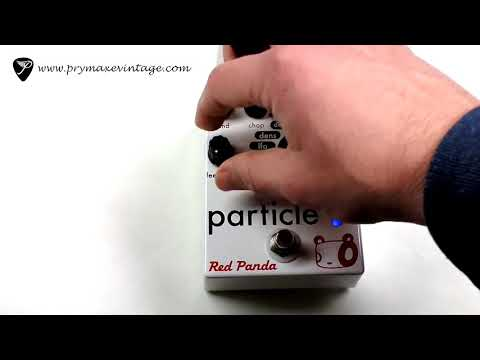 Red Panda Particle Granular Delay/Pitch Shifter