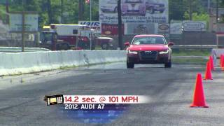 Road Test: 2012 Audi A7