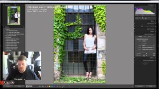 Adobe Lightroom Lens Profile Corrections - Question From a #Cazillion