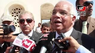 محافظ القاهرة: المصالح الضيقة لبعض الناس مينفعش تحكم مشروع بتكلفة ١٥٠ مليون جنيه