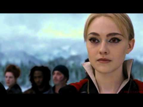 The Twilight Saga - Breaking Dawn - Part. 2 [Cullens vs. Volturis] Dubbed PT/BR [Part. 01]