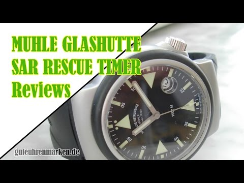 Mühle Glashütte Sar Rescue Timer Review - Deuthclands Reviews