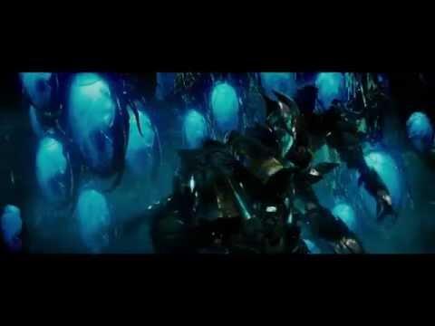 Transformers: La venganza de los caídos (2009) Megatron revive (HD latino)