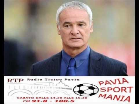 Parodia Claudio Ranieri - Lacrime dopo Chievo Inter 0-2