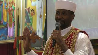 Ethioan Ortodox Tewahido  Sibket  By Memhir Zebene Lema