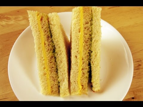 Chutney Cheese Sandwich