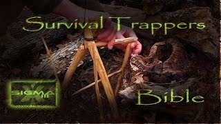 The Survival Trappers Bible Part 14 Balance Stick Variation