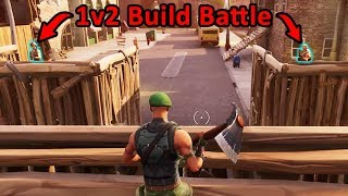 2 Rude Kids Trash Talk Me Then Get DESTROYED 1v2 On Playground... (Fortnite)