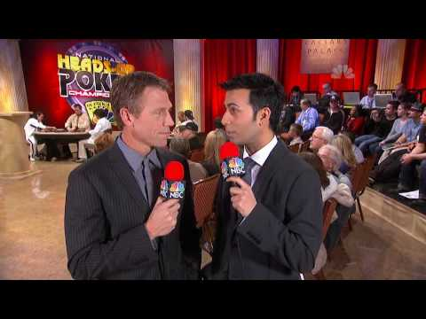 National Heads Up Poker Championship 2009 Episode 7 1/5 Video