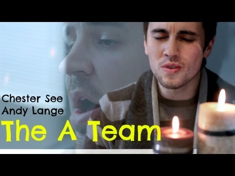 The A Team - Chester See & Andy Lange