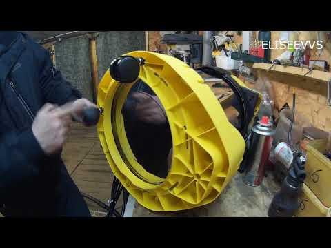 пылесос керхер wd 3 premium обзор и тест в гараже