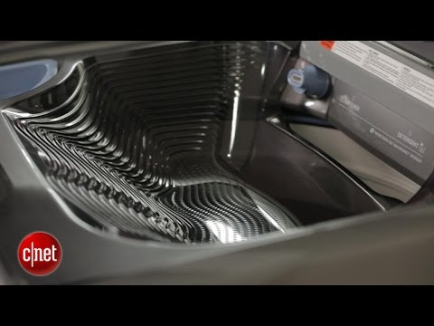 You've Never Seen A Washing Machine Quite Like This
