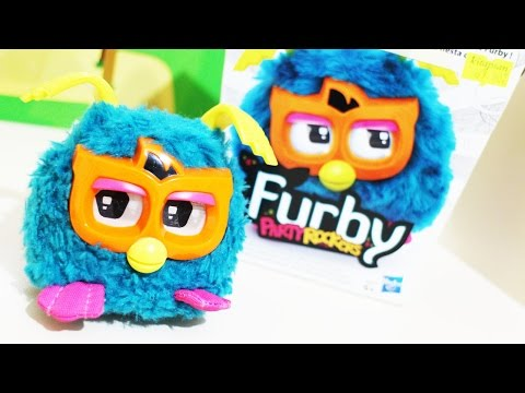 Furby Party Rockers - Revisi�n YouTube