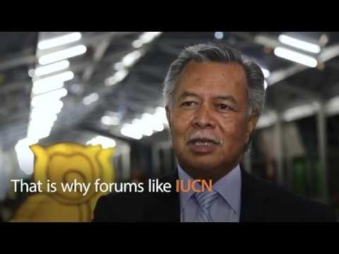 Prime Minister Henry Puna - IUCN World Conservation Congress 2016