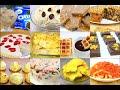 3 Ingredient Recipes - Cheesecake, ice cream, fudge, cake, pizza and more!