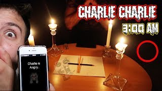 (SIRI IS TRAPPED?!) DONT PLAY CHARLIE CHARLIE WHILE TALKING TO SIRI AT 3 AM | *THIS IS WHY*