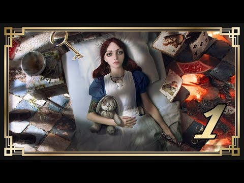 American McGee's Alice HD ♥ 1: Возвращение.