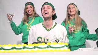 "Game On! Minnesota Presents ""Cake Eater Anthem."""