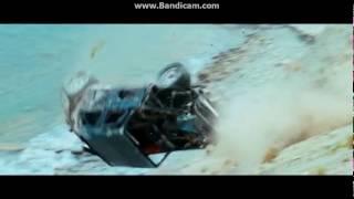 Бригада: Наследник (2012) - Car Chase/Crash Scene