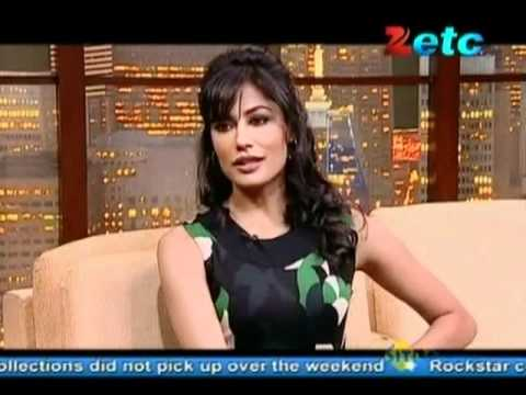 Komal Nahta with Chitrangada Singh