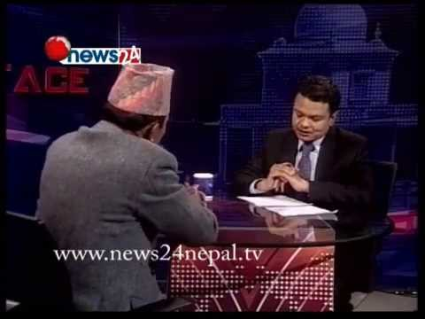 REAL FACE WITH PREM BANIYA, GUEST : RUKMANGAT KATWAL, FORMER ARMY CHIEF OF NEPAL