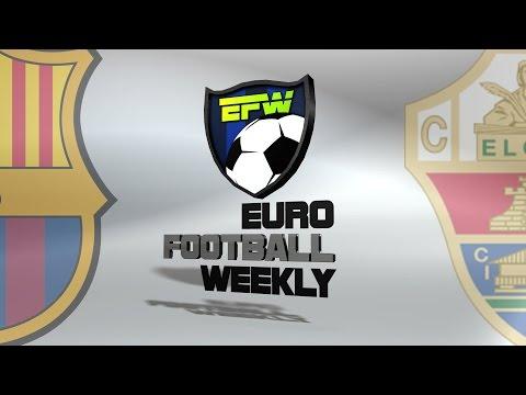 Barcelona vs Elche (3-0) [24.08.14] La Liga Football Match Preview