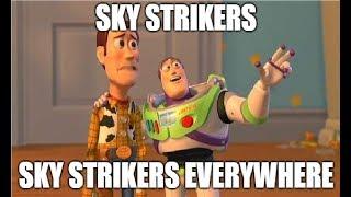DB Commentary: Sky Striker Gouki vs Sky Striker Invoked