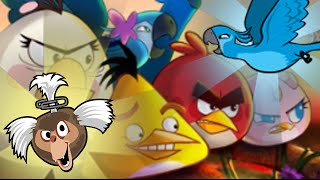 Angry Birds Rio Timber Tumble 16 to 20 by 3stargoldenegg