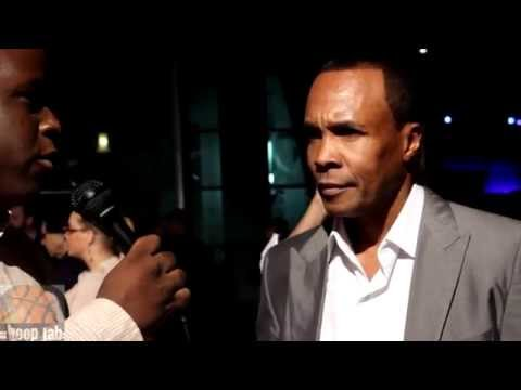 Sugar Ray Leonard talks I AM ALI, Is Floyd the best? Hopkins vs Kovalev, & Pacquiao vs Algieri