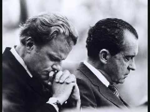 Nixon Tapes Vietnam Is Kennedy S Fault Billy Graham