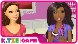 Let's Play Barbie Life in the Dreamhouse auf Deutsch ❖ Neue Folgen, Nintendo Wii U Spiel | Part 2.