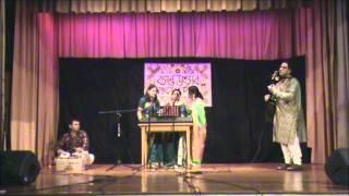 Basanta Utsav - Bangla O Biswa - Basanta Utsav - Opening Songs