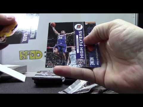 Tony's 2012/13 Threads Basketball Box Break