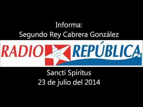 Ciudadano en Sancti Spíritus reclama sus derechos en huelga de hambre