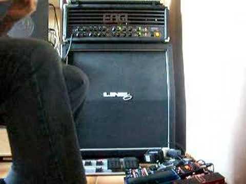 """Funkmaster"": Jazzmaster + Qtron"