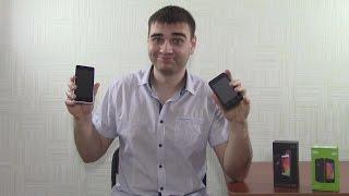Micromax Q415 и micromax D303 обзор смартфонов по акции!