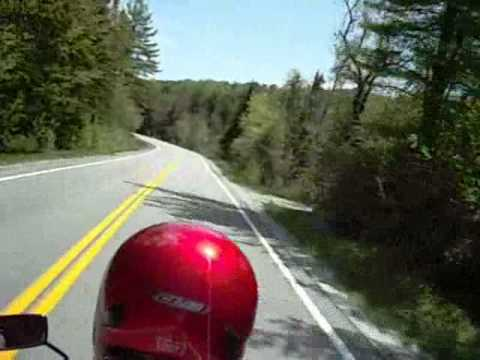 Honda CB1100F on Tracy RD / RT 6 NY