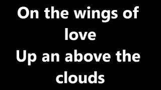 On the wings of love (LYRICS) by KYLA